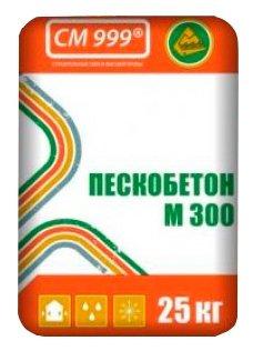 смесь сухая кладочная м 300
