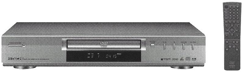 Hitachi DV-P515
