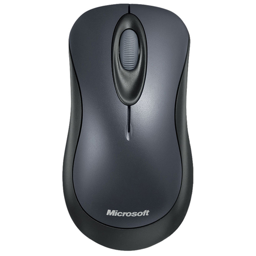 Мышь Microsoft Standard Wireless Optical Mouse Grey USB