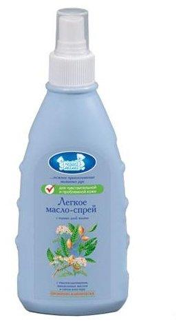Наша мама Легкое масло-спрей для чувствительной и проблемной кожи