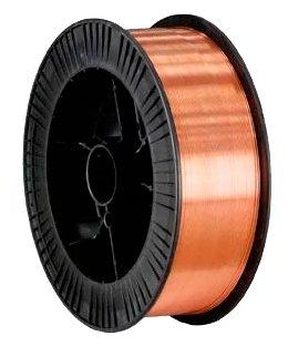 Проволока из металлического сплава FoxWeld ER70S-6 0.6мм 5кг