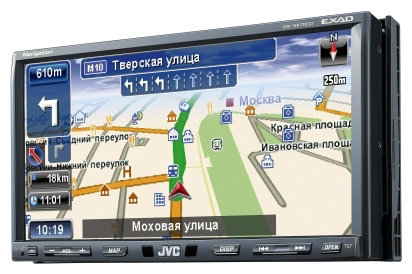 JVC KW-NX7000