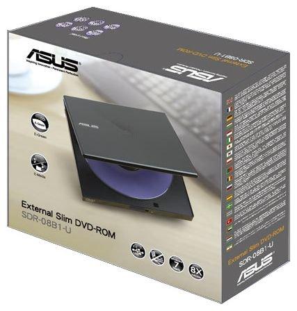ASUS SDR-08B1-U Black