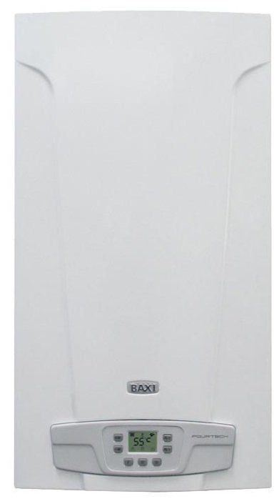 Конвекционный газовый котел BAXI FOURTECH 1.14, 14 кВт, одноконтурный фото 1