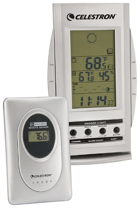 Celestron 47003 Compact Barometric Weather Station