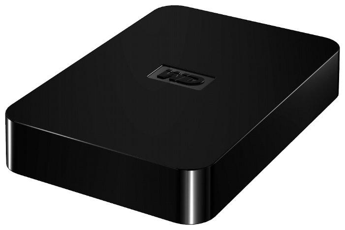 Внешний жесткий диск Western Digital WD Elements Portable SE 1 TB (WDBPCK0010BBK)
