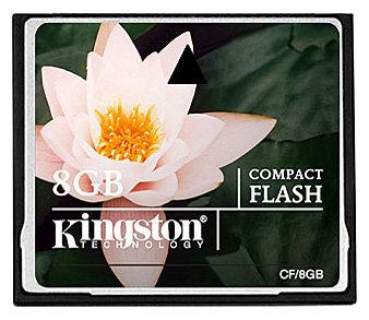 Карта памяти Kingston CF
