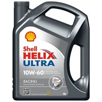 Моторное масло SHELL Helix Ultra Racing 10W-60 4 л