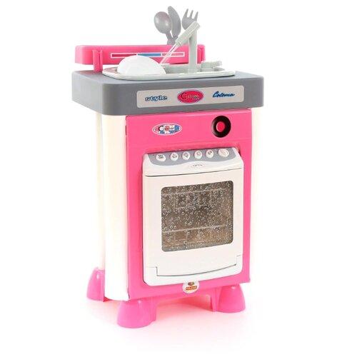 Кухня Coloma Y Pastor Carmen №3 47946/57914 розовый/белый/серый кухня полесье coloma y pastor marta в коробке