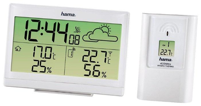 Метеостанция HAMA EWS-890