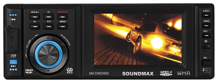 SoundMAX SM-CMD3002