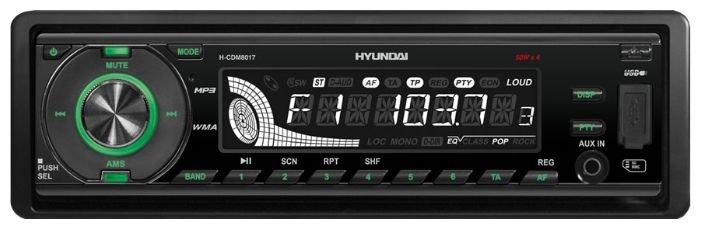 Hyundai H-CDM8017 (2010)