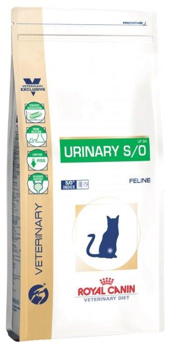 Royal Canin Urinary S/O LP34 (1.5 кг)