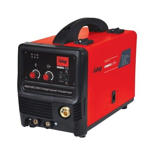 Сварочный аппарат инверторного типа Fubag IRMIG 200 38609.2 MIG/MAG, MMA