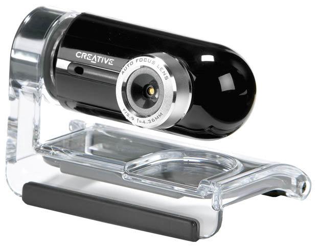 Веб-камера Creative Live! Cam Optia AF