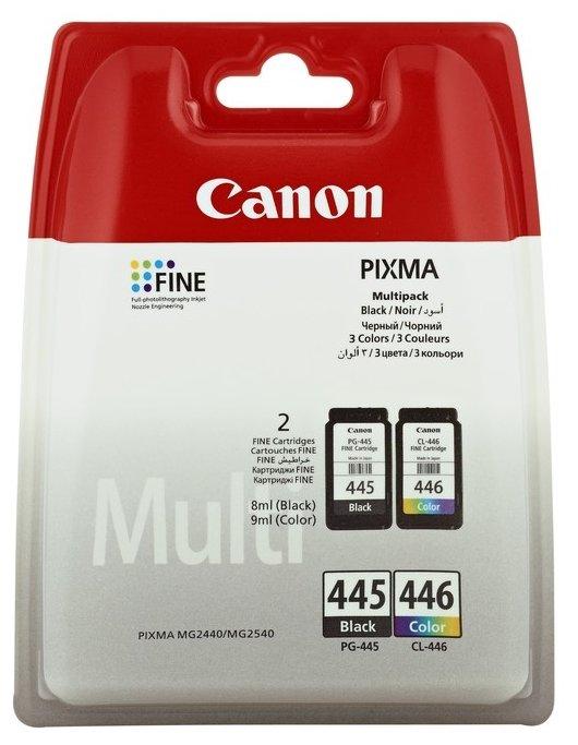 Набор картриджей Canon PG-445/CL-446 Multipack (8283B004)