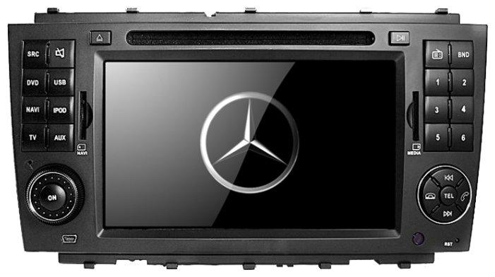 Автомагнитола PMS Mercedes-Benz C Class