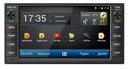 Автомагнитола FlyAudio G8023
