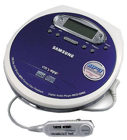 Samsung MCD-SM55