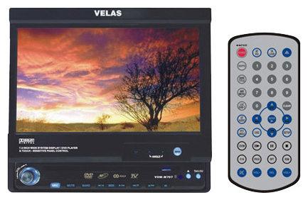 Автомагнитола Velas VDM-M707