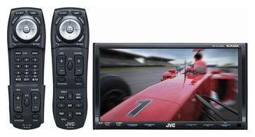 Автомагнитола JVC KW-AVX805