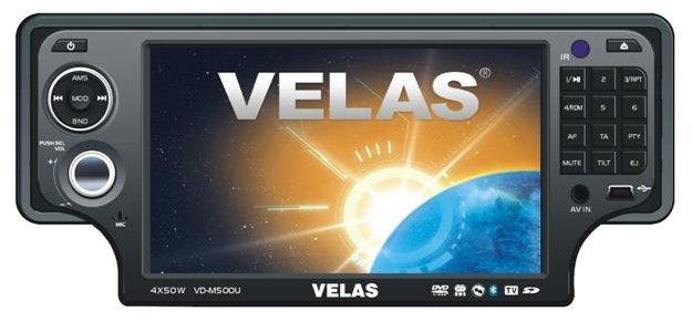 Автомагнитола Velas VD-M500U