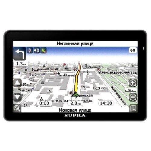 Программу для навигатора супра snp 500