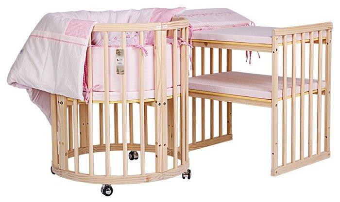Кроватка MyLittleDream Джакарта (трансформер)