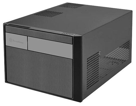 SilverStone Компьютерный корпус SilverStone SG11B Black