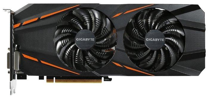 GIGABYTE Видеокарта GIGABYTE GeForce GTX 1060 1620Mhz PCI-E 3.0 6144Mb 8008Mhz 192 bit DVI HDMI HDCP