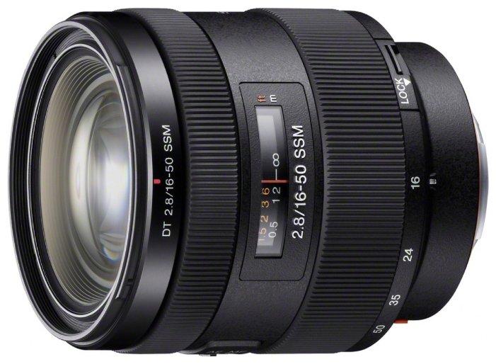 Sony 16-50mm f/2.8 (SAL-1650)