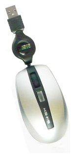Мышь KS-is KS-014 Silver USB