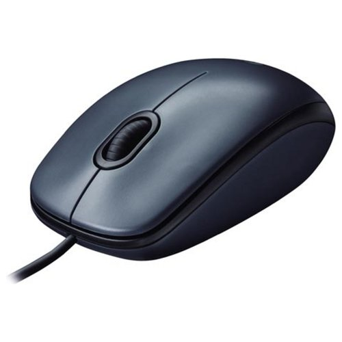 Фото - Мышь Logitech Mouse M100 Black USB мышь logitech mouse m105 red usb