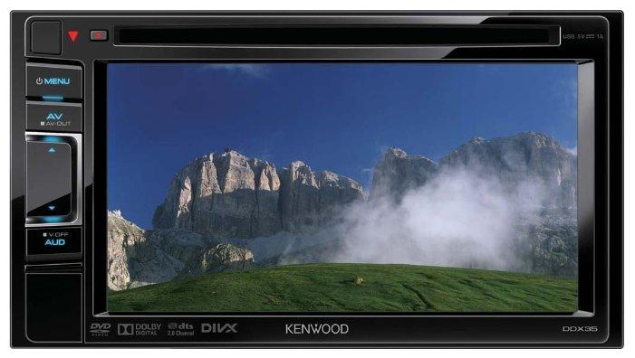 KENWOOD DDX35