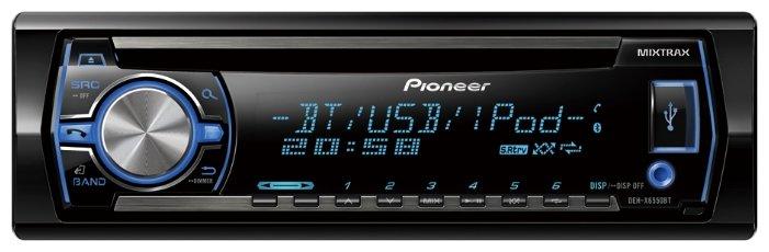 Pioneer DEH-X6550BT
