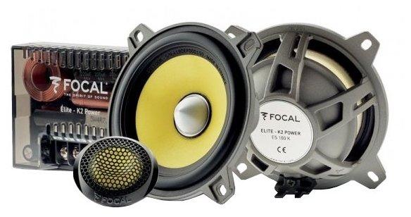Сравнение с Focal K2 Power ES 165KX2
