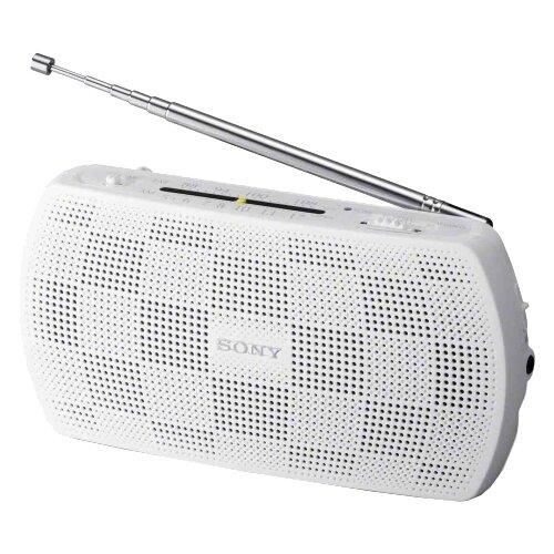 цена на Радиоприемник Sony SRF-18 белый