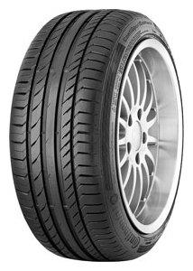 Автомобильная шина Continental ContiSportContact 5 SUV 265/50 R20 101V