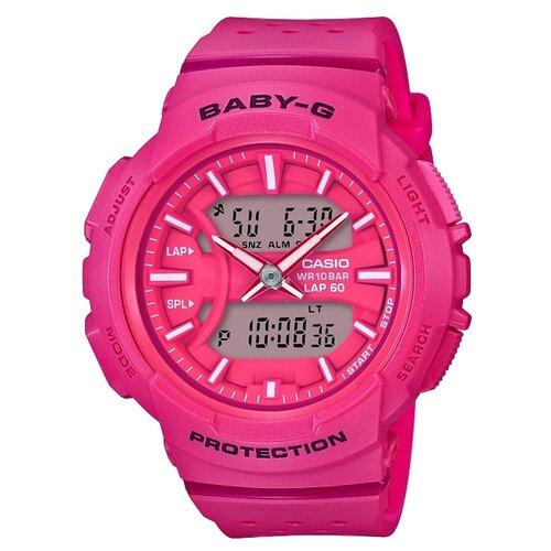Наручные часы CASIO BGA-240-4A женские часы casio bga 255 4a