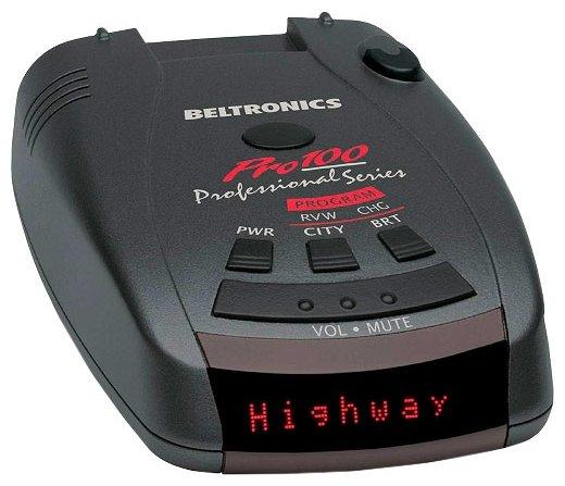 Beltronics Pro 100