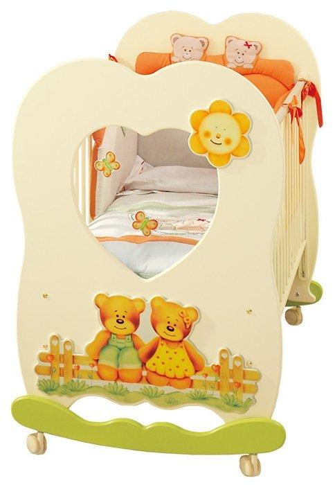 Кроватка Baby Expert Cuore