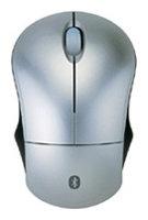 Мышь Princeton PSM-BT1 Silver Bluetooth