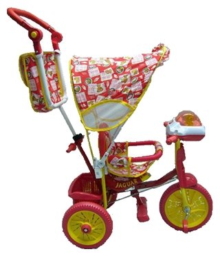 Трехколесный велосипед JAGUAR MS-0727