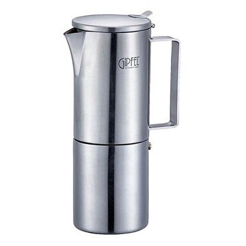 Купить со скидкой Кофеварка GiPFEL Wenus 5321 500 мл серебристый