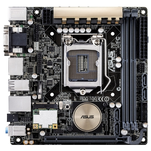 ASUS Z97I-PLUS MOTHERBOARD DRIVERS DOWNLOAD FREE