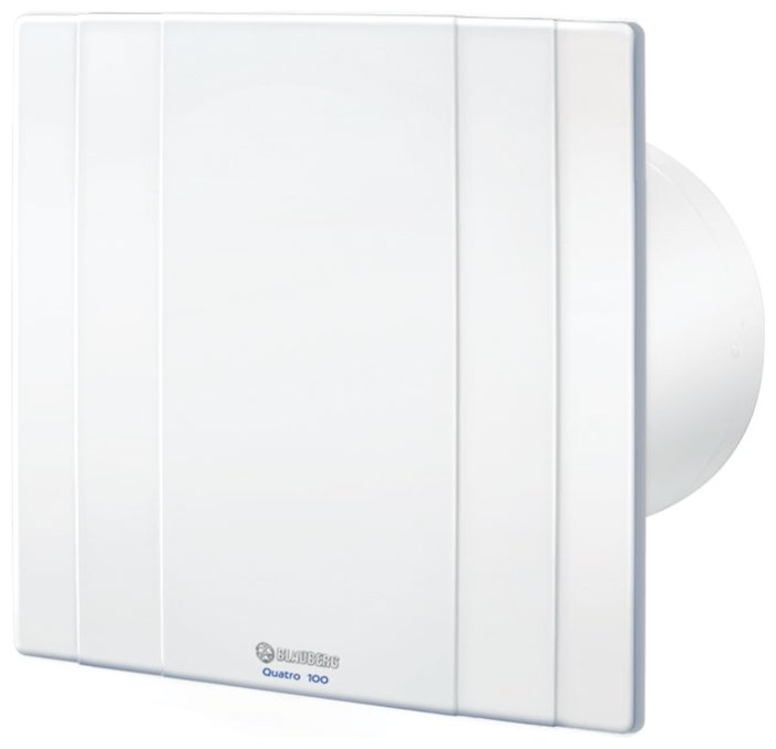 Вытяжной вентилятор Blauberg Quatro 125