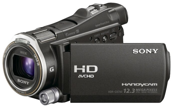Сравнение с Sony HDR-CX700E