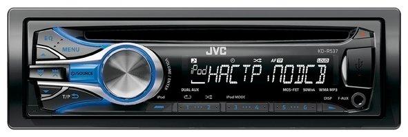 Автомагнитола JVC KD-R537EE