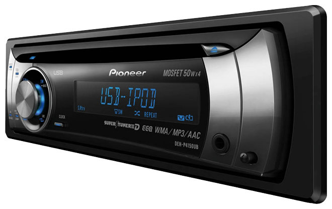 Автомагнитола Pioneer DEH-P4150UB