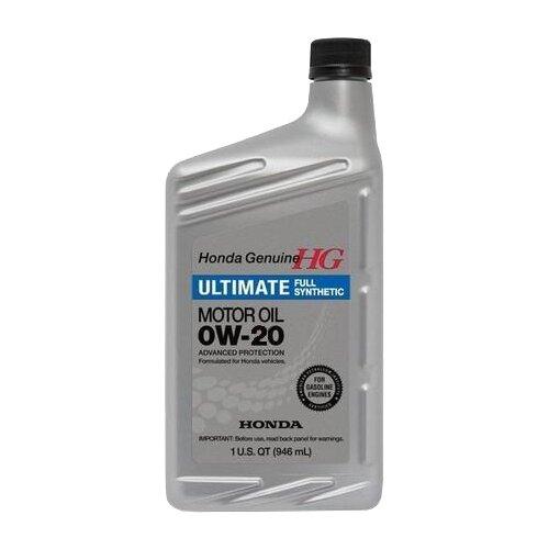 Моторное масло Honda Full Synthetic 0W20 SN 0.946 л